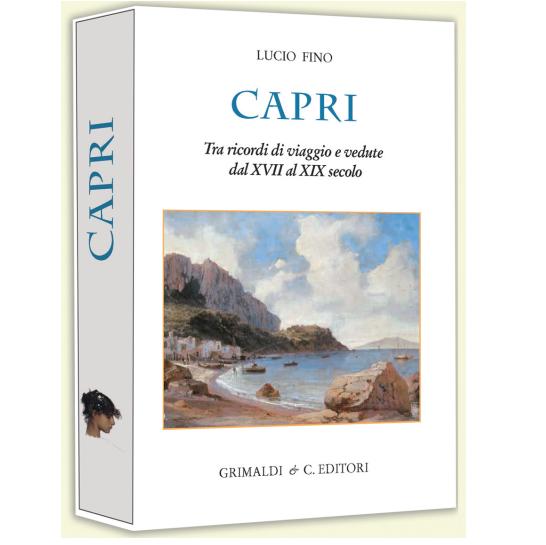 """Capri. Al Centro Caprense la presentazione del libro """"Tra ricordi di viaggio e vedute dal XVII al XIX secolo di Lucio Fino"""