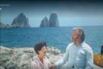 Addio a Luciano De Crescenzo, l'ingegnere filosofo che amava Capri (Originale Reportage da Capri nel 1978)