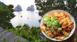 Da Capri. La ricetta dei Paccheri Melanzane e Fiordilatte