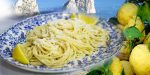 """Da Capri la Ricetta degli """"Spaghetti Limone e Caciotta"""""""