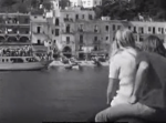 Capri 1975. Capri al centro del Turismo Internazionale ( VIDEO INEDITO)
