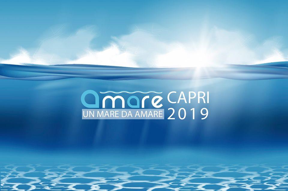 """""""Amare Capri 2019"""" L'evento dedicato al plastic free nel cuore dell'Isola azzurra"""