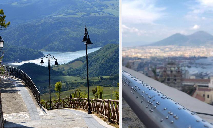 Turismo senza Barriere. 2 Esempi di Accessibilità per gli Ipovedenti