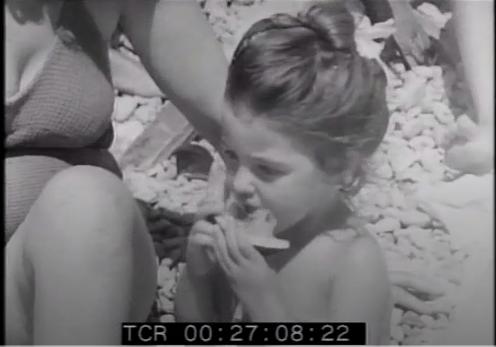 Capri anni 50: Turismo a Capri, Scorci delle Vacanze degli italiani (VIDEO INEDITO)