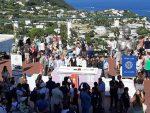 La Torta caprese da Record per raccogliere fondi per la Croce Azzurra di Padre Pio ( FOTO E VIDEO)