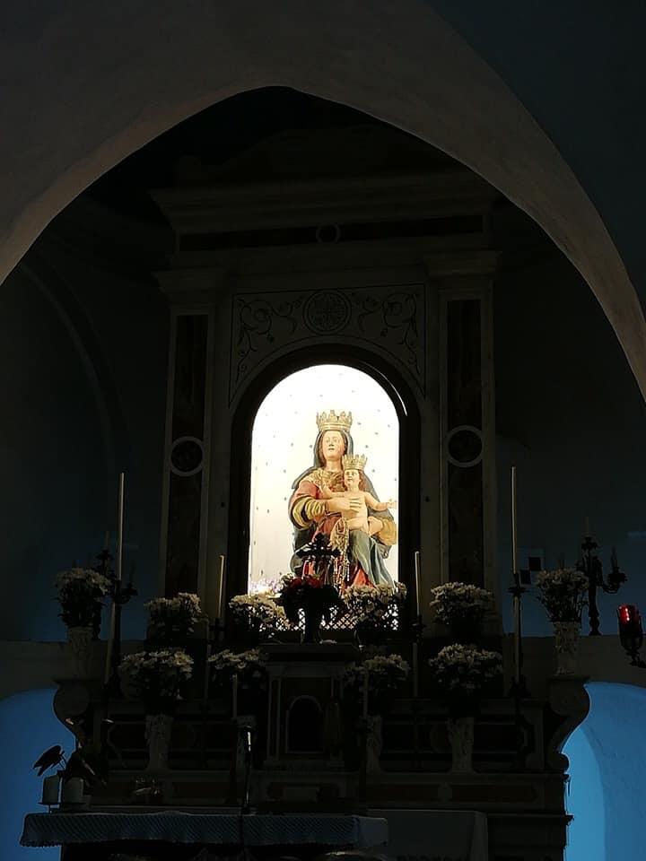 Natura e Religione, a Cetrella le celebrazioni in onore della natività della Vergine Maria alla chiesa dell' Eremo