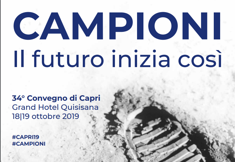 Capri. il 34° Convegno dei giovani di Confindustria: Tema, Programma e Partecipanti