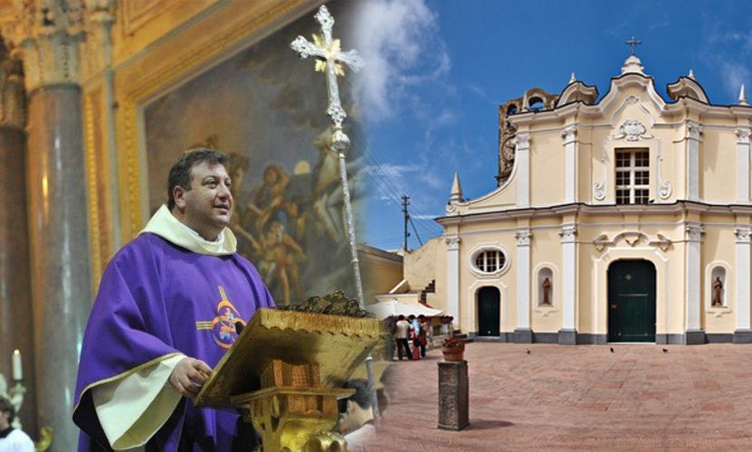 La Parrocchia di Anacapri accoglie l'ingresso del nuovo parroco Don Marino De Rosa ( Il Programma)