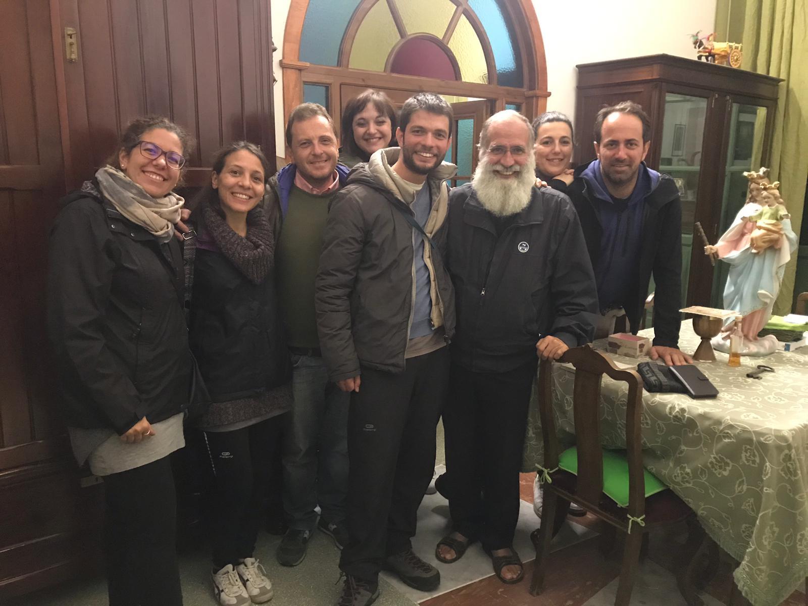 """""""Volevamo andare ad accogliere e siamo stati accolti"""" l'esperienza dei Ragazzi di Capri in Visita alla Missione Speranza e Carità in Palermo"""