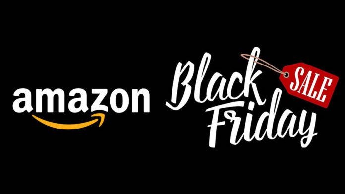 Arriva il Black Friday: Le offerte di Amazon in anteprima