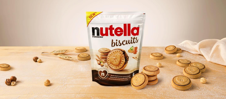 Nutella Biscuits: i biscotti per gustare la Nutella in un altro modo!