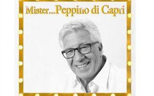 """""""Mister Peppino di Capri"""" é il titolo del nuovo lavoro discografico di Peppino di Capri (ANTEPRIMA) - Caprinotizie Ag/Promediacom"""