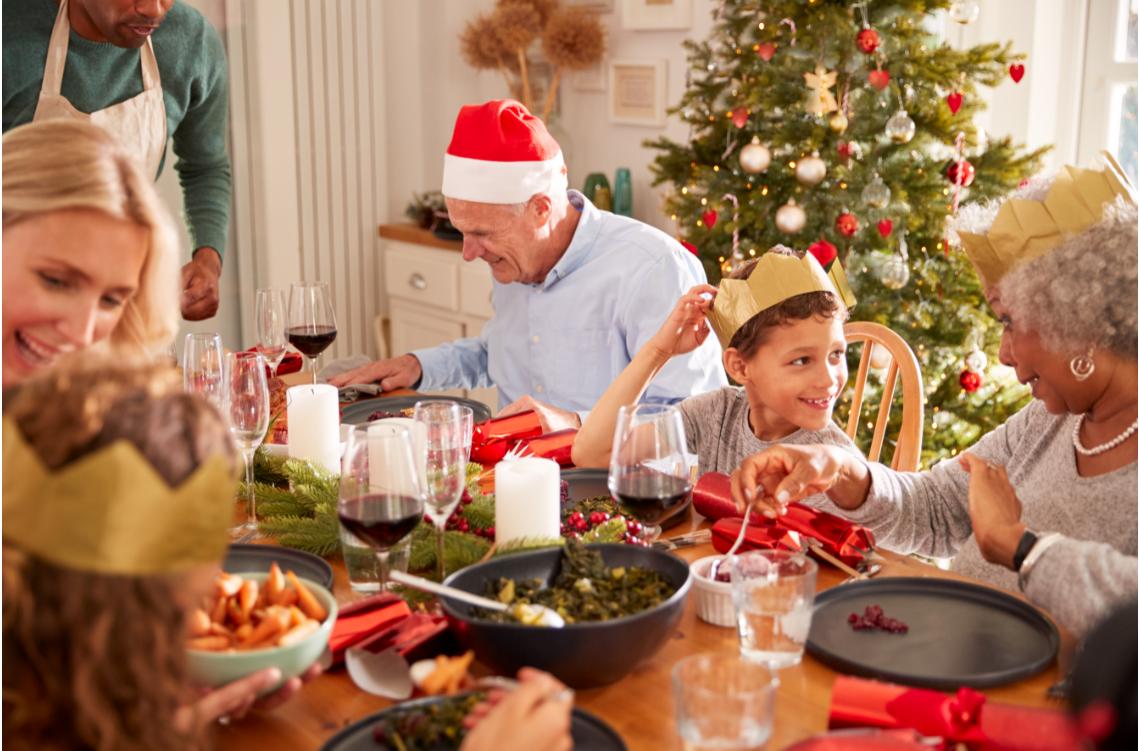 Natale 2019 , gli italiani spenderanno a tavola da 140 euro a famiglia secondo Coldiretti
