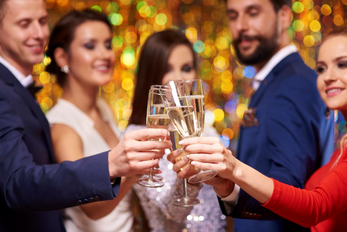 Capodanno 2019 é Record per lo spumante Italiano con 74 mln di bottiglie +8%