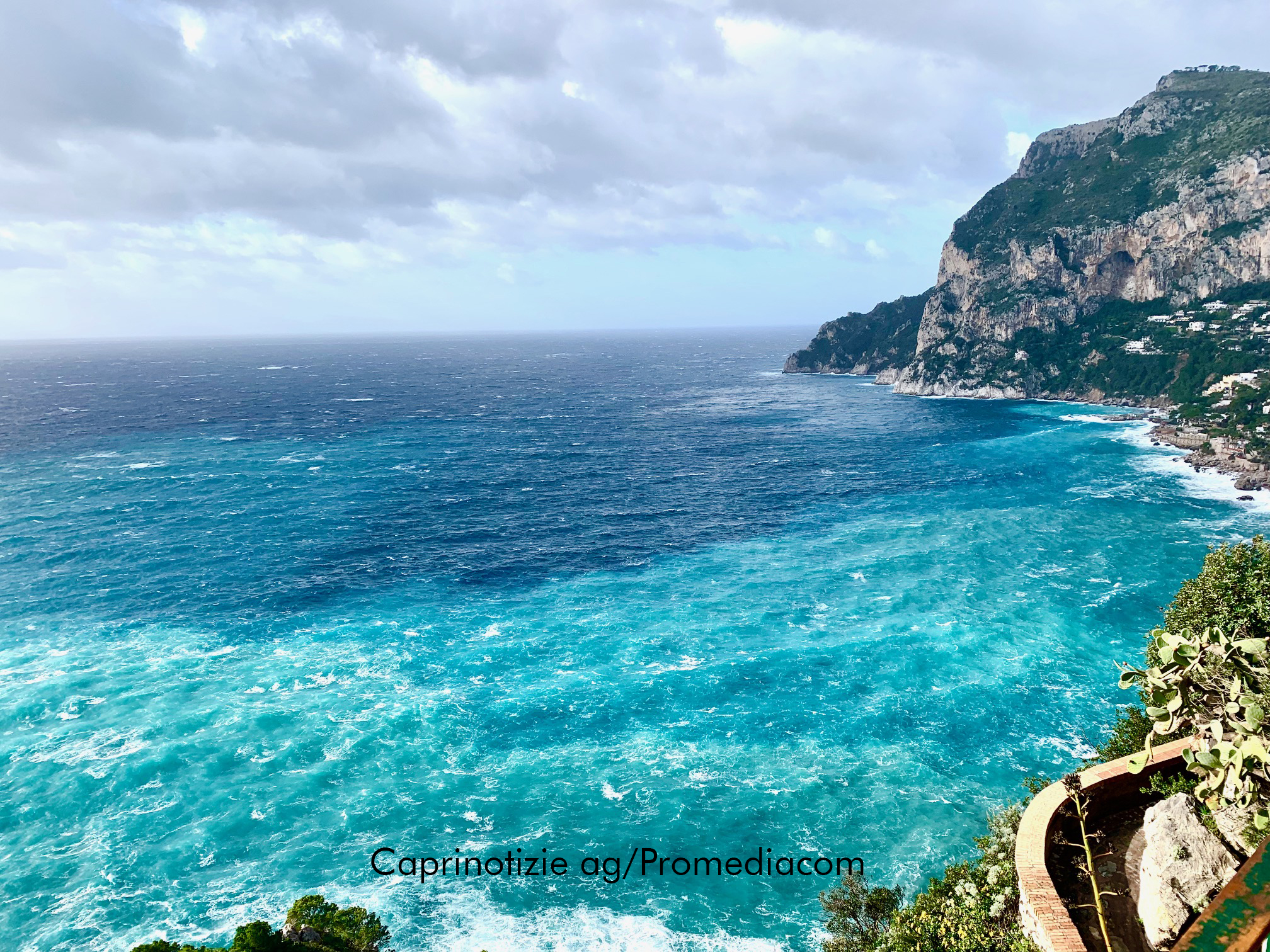 Meteo Capri in Tempo reale