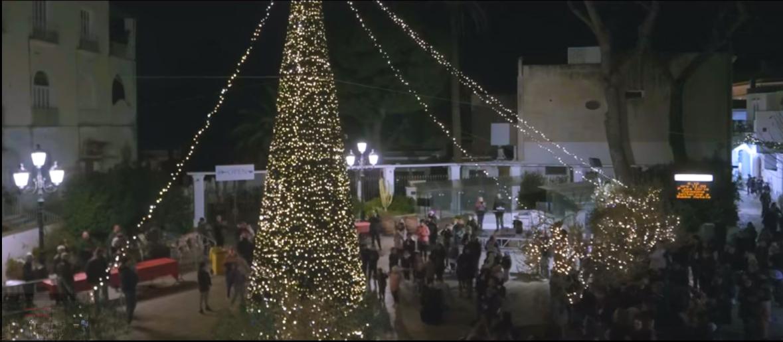 Natale 2019 ad Anacapri nelle immagini di Antonio e Savatore Vivo (VIDEO)