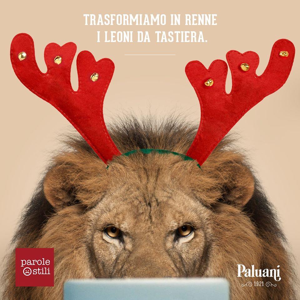 Natale 2019, la Paluani: Doneremo 1 euro per ogni commento violento che riceveremo su Facebook.