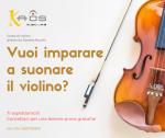 Capri. Al Via i Corsi per imparare a suonare il Violino