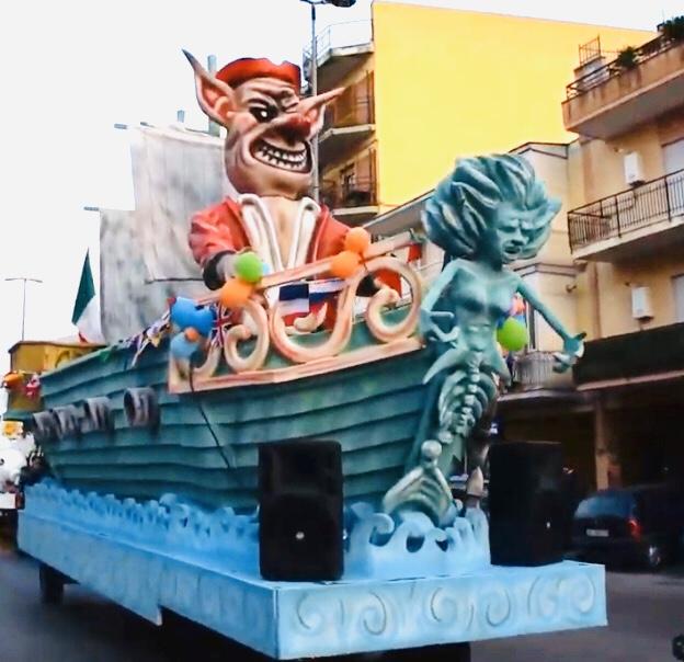 Carnevale a Casalnuovo: Il 15 febbraio parte il Carnival