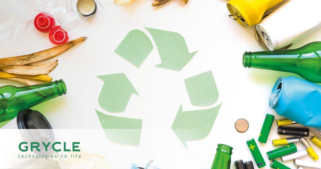 Arriva Grycle, ovvero come eliminare i rifiuti trasformandoli in materia prima