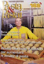 """Antonino Moccia e """"La Fabbrica della Pasta di Gragnano"""" protagonisti sulla Rivista Pasta& Pastai"""