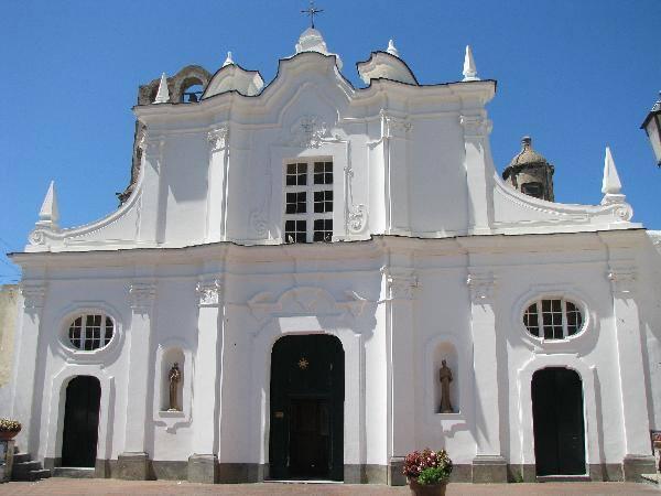 Capri. Inaugurazione dell' Organo restaurato presso la Chiesa di Santa Sofia in Anacapri