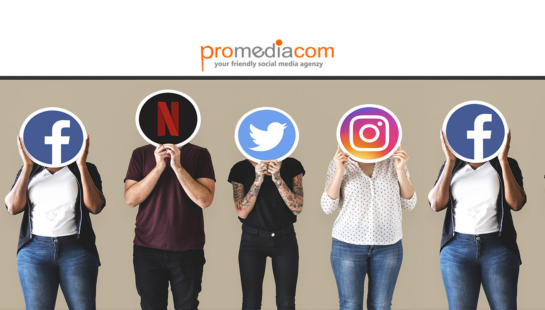 social media marketing napoli agenzia Promediacom gestione facebook & instagram per aziende