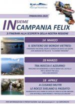 """Tornano gli appuntamenti con """"Insieme Campania Felix"""" gli itinerari di Nesea Capri"""