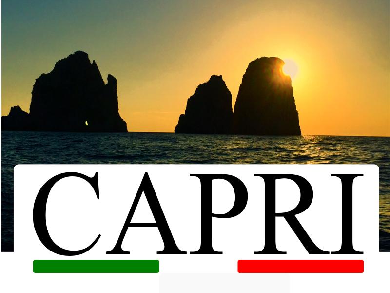 """""""Ci ritroveremo a Capri"""" Lo spot di speranza dall'isola dei Faraglioni"""