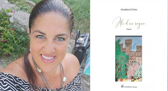 Ali d'un Sogno, il nuovo Libro della poetessa caprese Annalena Cimino- Intermedia edizioni