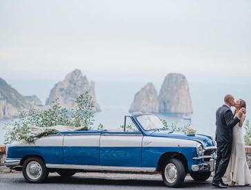 Capri. Riparte il Wedding dal 15 Giugno al via non solo Matrimoni ma anche Battesimi e Comunioni con invitati