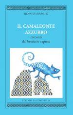 Il Camaleonte Azzurro, il nuovo libro  del prof. Renato Esposito edizioni la Conchiglia