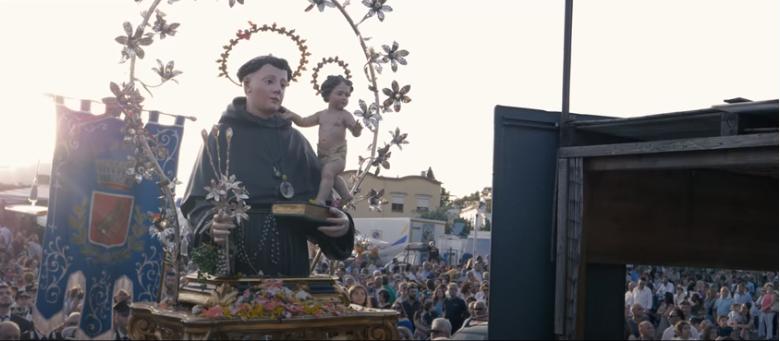 La Processione di Sant' Antonio del 2019 nelle riprese di Salvatore d Antonio Vivo