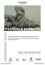"""Capri. Ripartono le Mostre all' Emporium con l'esposizione delle opere di Pasquale Barbato """"Il Pittore delle Rocce"""""""