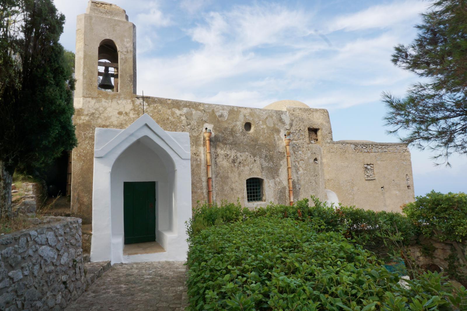 Santa Maria a Cetrella, il programma delle celebrazioni nella chiesetta sul Monte Solaro