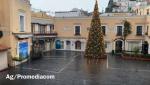 Capri deserta. Natale e Santo Stefano nel pieno rispetto della Zona Rossa. (VIDEO)