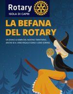 Capri. Il Rotary dona le Calze per i bambini più bisognosi dell'isola