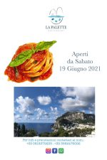 """Capri. Riapre """"La Palette"""" stile mediterraneo con un tocco di eleganza"""