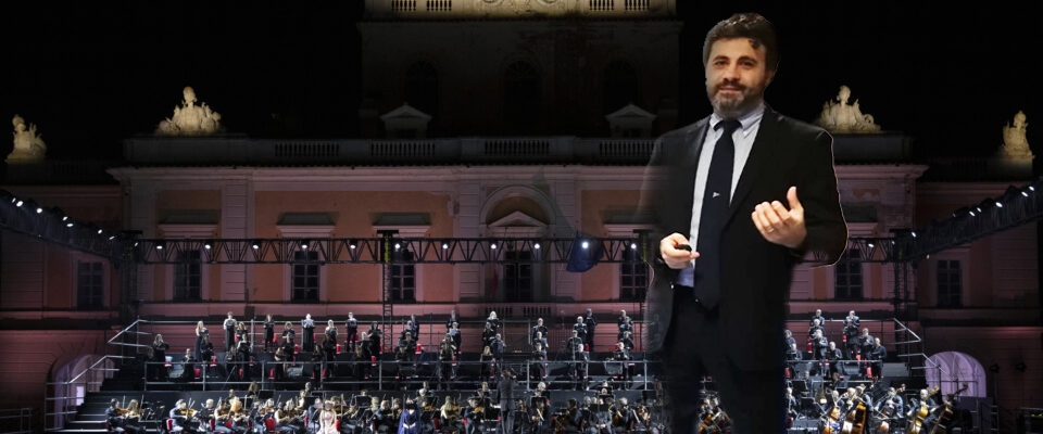 Carditello Festival omaggia Morricone ,Caruso e Dante sotto la direzione artistica di Antonello de Nicola