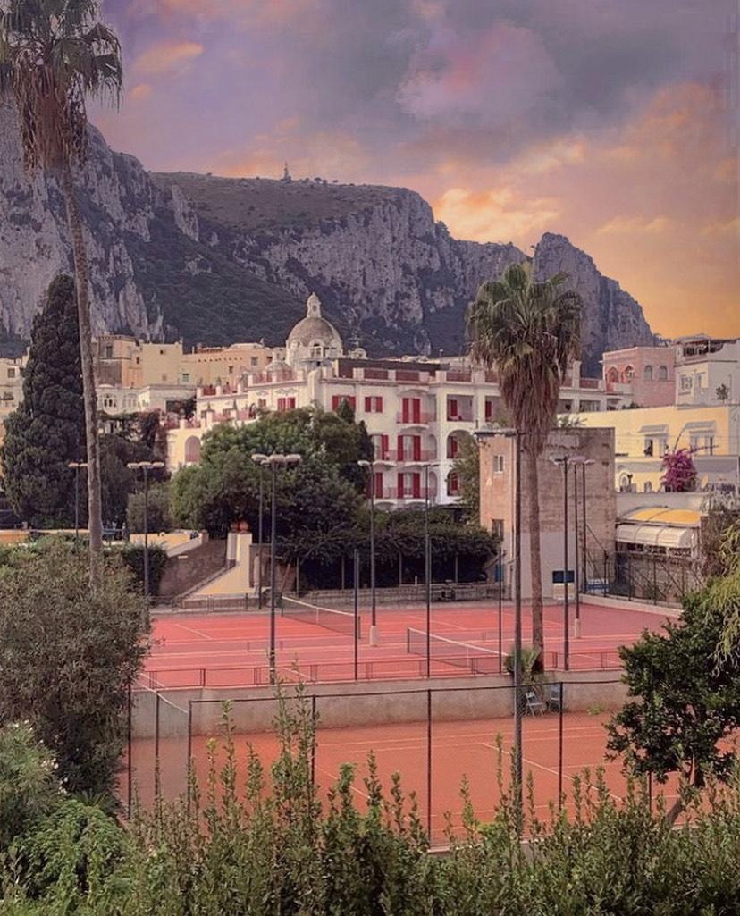 Capri. Sfida fra Tennis club Capri e Capri Sporting Club, in palio il titolo regionale D1