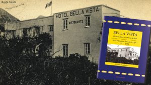 """Capri e La Storia del Turismo nella presentazione del volume """"Albergo Bella Vista, Casetta Bianca Ubriaca di Luce"""""""