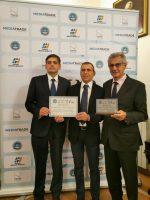 Premio Eccellenza Italiana 2021: Premiati a Roma i sanitari: Paolo Falco, Mariano Bozzaotre, Gabriele Poti e Carmine Parigi
